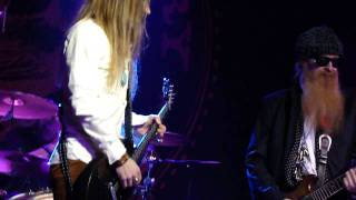 Billy Gibbons & Blackberry Smoke