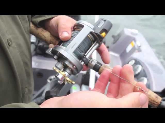 Leadcore Trolling Walleyes on Mille Lacs Lake