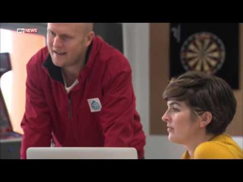 IAMTECH on Sky News 05102015