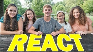 MattyBRaps - Story of Our Lives (REACT feat Haschak Sisters)