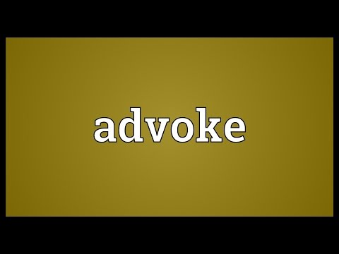 Header of Advoke
