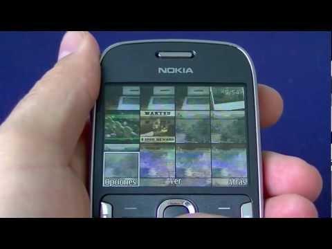 Nokia Asha 302: Vistazo General y Sistema Operativo