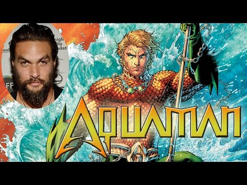 7 Reasons To Be Excited For An Aquaman Movie