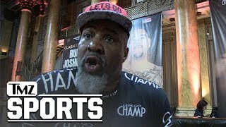 Shannon Briggs Teases 2020 Comeback, 'They'll See Who the Real Champ Is' | TMZ Sports