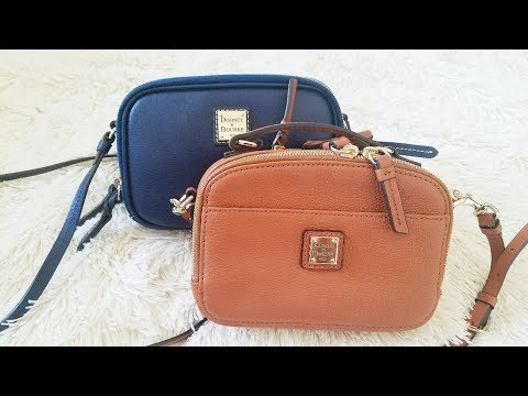 Dooney & Bourke- Sawyer vs Ambler Crossbody Bag