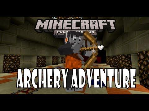 Shots Fired: Archery Adventure Map