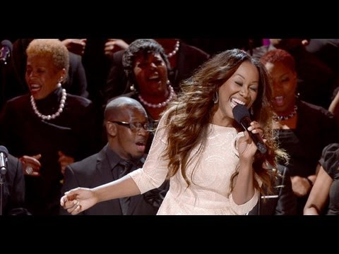 Yolanda Adams, Kurt Carr, Smokie Norful, Donnie McClurkin, Joshua Rodgers - BET COG Rehearsals