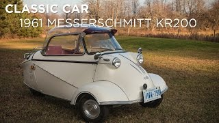 Classic Car | 1961 Messerchmitt KR200 | Driving.ca
