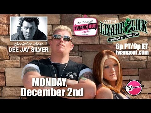 Twangout with Lizard Lick Towing
