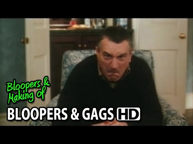 Meet the Parents (2000) Bloopers, Gag Reel & Outtakes (Part1/2)