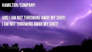 my shot // hamilton cast [lyrics] | Clifford Clouds