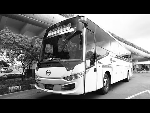 Video travel bandung airport soekarno hatta