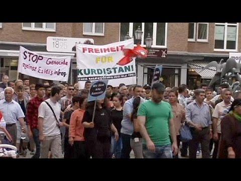 Allemagne : la communauté Yazidi se mobilise pour soutenir les siens en Irak