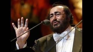 Luciano Pavarotti Alma Del Core Antonio Caldara