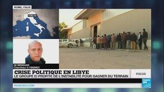 Libye : Misrata tente de résister face à l'organisation EI