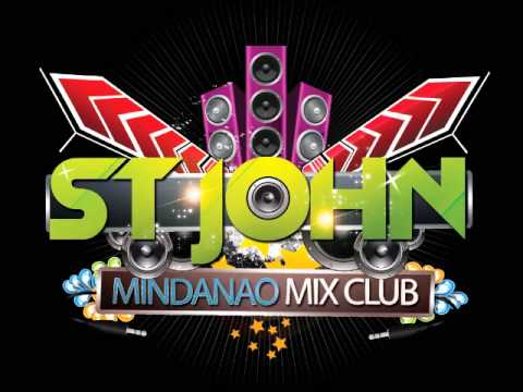 Dj St John Feat Dj Rowel - Ako'y Inlab Sayo [st Tekno Mix]140 video