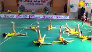 Nhảy Erobic Thiếu Nhi | trường mầm non 10 3