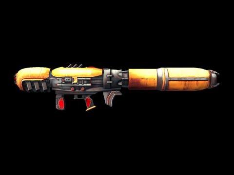 Borderlands 2 легендарные пушки #17 Nukem(Нюкем)