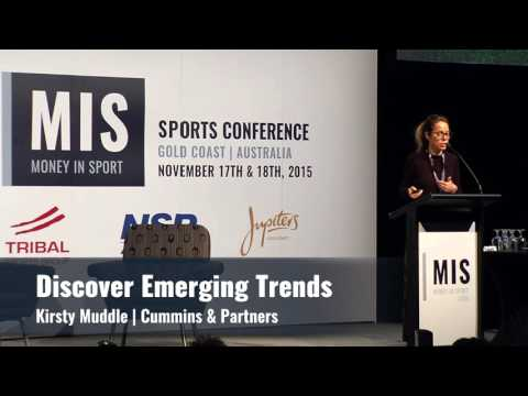 Highlights from the November Edition of The  Money In Sport Conference.