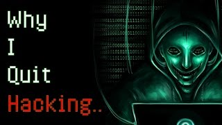 Horrifying Deep Web Stories Why I Quit Hacking Graphic A Scary Hacker Story VideoMp4Mp3.Com