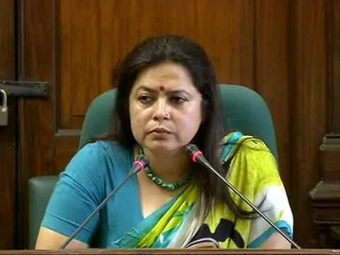 Press Conference by Smt. Meenakshi Lekhi at Parliament House: 28.04.2015