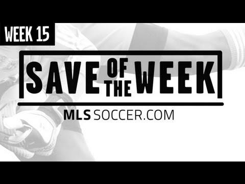 MLS Save of the Week Nominees: Week 15
