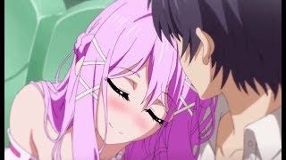 Top 10 Harem Anime Where Main Character Has Crush On A Girl From The Start [HD]