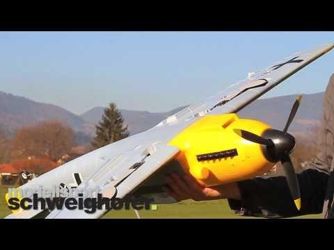 Messerschmitt BF 109 - FMS - Modellsport Schweighofer