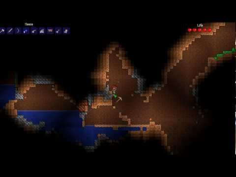 Noob to Pro Terraria #2 - Monstros
