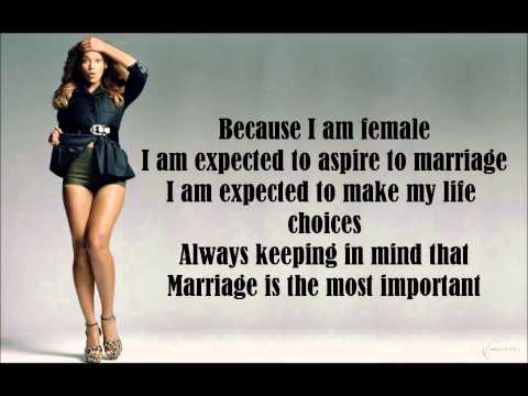 Flawless - Beyonce Lyrics