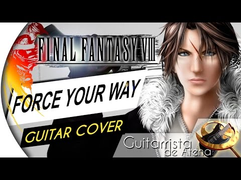 Misc Computer Games - Final Fantasy 8 - Force Your Way