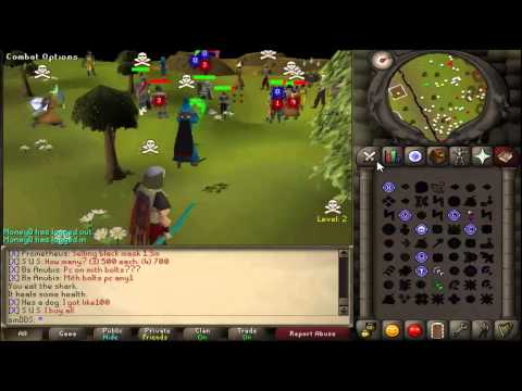 smDDS - Old School G Maul Rushing PK Vid - Earth Wave - Spec - Runescape 2007