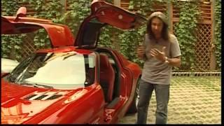 Наши тесты - Mercedes-Benz SLS AMG, часть 1