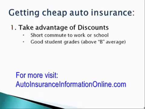 AAA Auto Insurance Quotes   How To Get The Cheapest Rates 2014 1