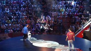 Red Bull BC One 26.11.2011 Moscow 1/8 (Taisuke vs. 3T)