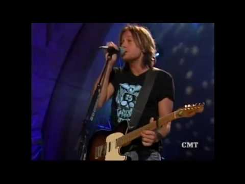 Keith Urban - Raining On Sunday - Live