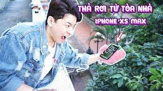 LIỆU SLIME CÓ THỂ BẢO VỆ IPHONE XS MAX RƠI TỪ TẦNG CAO KHÔNG???