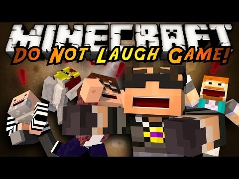 Minecraft Mini-Game : DO NOT LAUGH 2!