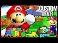 Bob-Omb's Battlefield ist das bisher beste Custom Level! 🔥 Super Mario Odyssey Mod