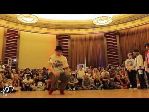 Jrock, Slim Boogie, & Kite | Popping Prelims | Hip Hop International 2014 | #sxstv video
