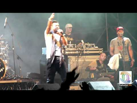 Shaggy - Hey Sexy Lady (Live in Vernole, Apulia - Italy / Aug 5, 2010)
