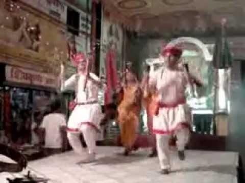 ManagalMurti Kala Manch (Bhandup) Aai Bhavani Gondhal.mp4