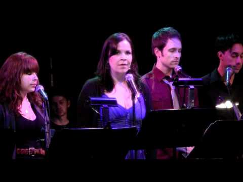 Lindsay Mendez - Round the Rink with Nick, Ryan, Piper, Lauren & Jared