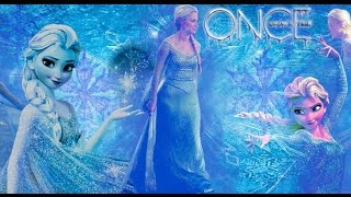 Once upon a time/Frozen - Let it go