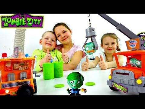 Видео с игрушками. Веселые игры для детей.