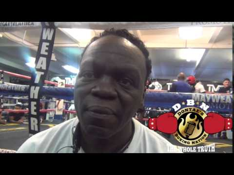 JEFF MAYWEATHER'S REACTION TO MANNY PACQUIAO'S NEW COMMERCIAL ABOUT FLOYD
