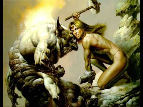 Boris Vallejo Tribute Video