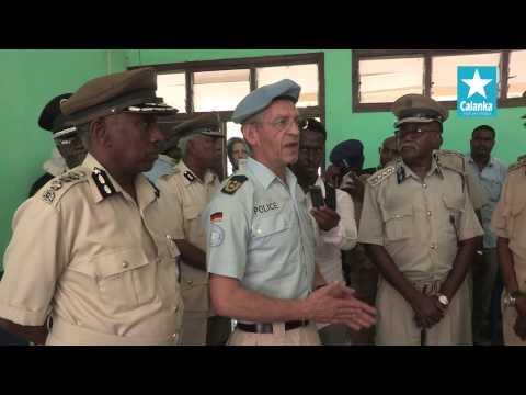 SOMALIA VISIT BY UN POLICE ADVISOR, STEPHEN FELLER