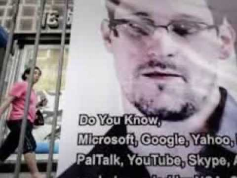 Snowden: UK journalist Kevin Cahill Sues Facebook Google & Microsoft For Giving Away His Data