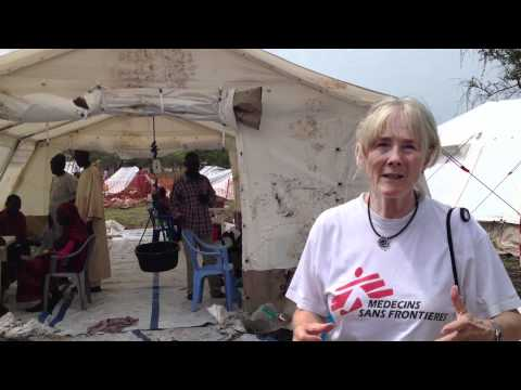 South Sudan: interview with MSF nurse in Maban county